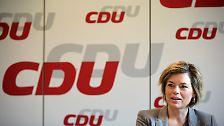 Damit blieben Wirtschaft, Familie und Soziales. Für eines dieser Ämter könnte die rheinland-pfälzische CDU-Chefin Julia Klöckner nach Berlin kommen.
