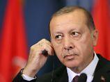 """""""Wir erkennen ihn nicht mehr an"""": Visa-Krise zwischen Türkei und USA eskaliert"""