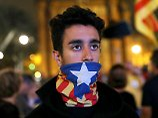 Dieser Katalane ist von Carles Puigdemonts Rede enttäuscht.