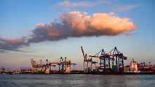 Der Börsen-Tag: Hamburger-Hafen-Aktien gehen im SDax unter