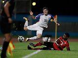 Pleite gegen Trinidad und Tobago: USA verpassen sensationell Fußball-WM