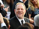 Vergewaltigung und Grapscherei: Weinstein-Skandal größer als gedacht