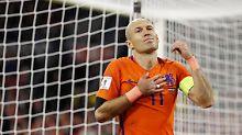 Der Sport-Tag: Das WM-Aus der Niederlande finde ich...