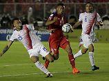 Das Spiel Panama gegen Costa Rica ist hart umkämpft - zurück bleibt ein fader Beigeschmack wegen eines ungültigen Treffers.