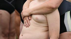Vom Babyspeck zum Fettpolster: WHO schlägt bei Zahl übergewichtiger Kinder Alarm