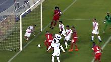 Der Sport-Tag: Skandal-Tor bringt Panama zur WM