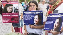 """Wie sich Mesale Tolu verteidigt: """"Ich habe keine dieser Straftaten begangen"""""""