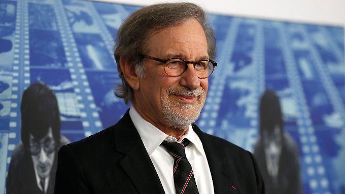 """Steven Spielberg soll für Apple zehn neue Folgen der """"Amazing Stories"""" drehen."""