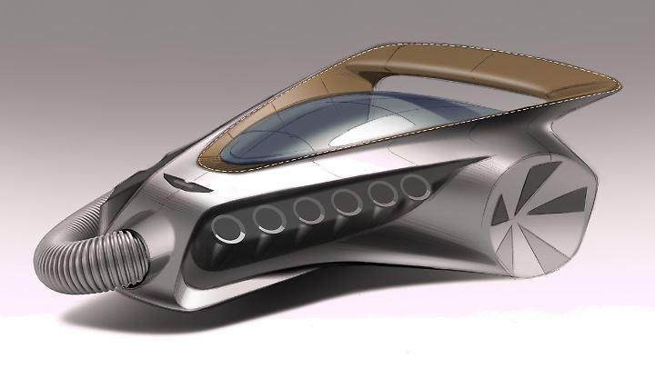 So stellt sich Aston Martin seinen sportlichen Teppichreiniger vor.