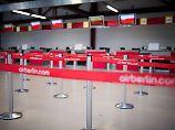 Der Börsen-Tag: Air Berlin Flieger steckt in Island fest