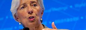 IWF-Chefin sagt Schäuble Adieu: Lagarde positioniert sich klar gegen Trump