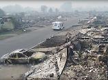 Über 30 Tote bei Buschbränden: Hunderte Kalifornier werden vermisst