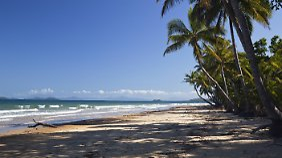 Mission Beach ist ein bei Urlaubern beliebter Touristenort.