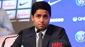 Vorwurf der Bestechung: Strafverfolger ermitteln gegen PSG-Chef Al-Khelaifi