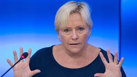 Susanne Eisenmann ist Kultusministerin von Baden-Württemberg und KMK-Präsidentin.