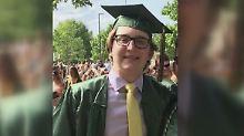 Exzessiver Alkoholkonsum unter Zwang: US-Student stirbt nach Aufnahmeritual