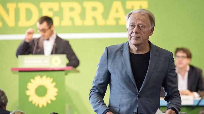 """Jürgen Trittin will """"ergebnisoffen"""" sondieren."""