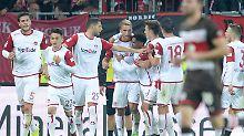 Andersson trifft in Zweiter Liga: Kaiserslautern setzt Aufwärtstrend fort