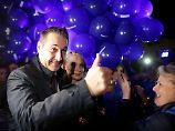 Der Wahlkampf in Österreich wurde vor allem durch die Themen der FPÖ bestimmt.