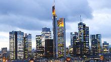 Weniger Stellen für Frankfurt: Deutsche Bank will Londoner Jobs verteilen