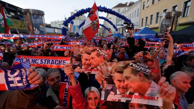 Alle Parteien haben die sich die Themen der FPÖ irgendwie zu eigen gemacht.
