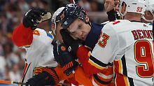 Der Sport-Tag: Bremste eine Gehirnerschütterung NHL-Star Draisaitl?