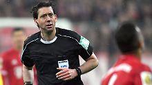 Der Sport-Tag: Schiedsrichter-Zoff beim DFB spitzt sich zu