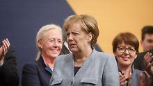 """""""Fahrplan für die Übergabe"""": Konservative fordern Merkels Rücktritt"""