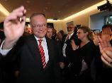 Landtagswahl in Niedersachsen: SPD und Grüne haben Mehrheit verloren
