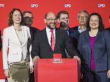 SPD sonnt sich im Landeserfolg: Plötzlich wieder Sieger