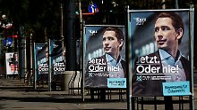 """""""Wunderwuzzi"""" feiert in Wien: ÖVP tanzt Siegeswalzer mit Rechtsdrehung"""