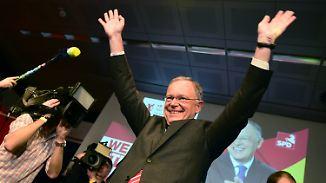 Das war der Morgen bei n-tv: SPD feiert Wahlerfolg in Niedersachsen