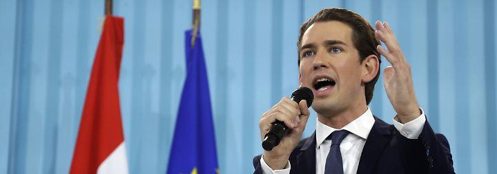 Österreichs radikale Balance: Kurz setzt auf klare Kante und Versöhnung