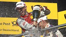 DTM-Champion mit Hindernissen: Die beeindruckende Antwort des Rene Rast