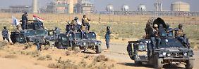 """Kämpfe im Norden des Irak: Trump will """"nicht Partei ergreifen"""""""