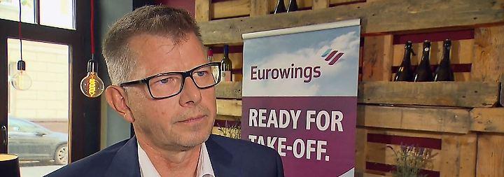 "Eurowings-Chef zum Air-Berlin-Deal: ""Es wird nicht alles reibungslos laufen"""