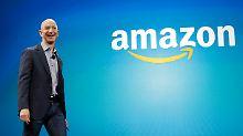 Streit mit der Krake Amazon: Trump haut bei Bezos daneben