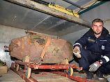 Der Tag: Spezialisten entschärfen Fliegerbombe in Stuttgart