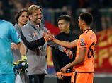 """""""Das war besser als gut"""": Klopps FC Liverpool eskaliert in Maribor"""