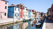 Weltweite Farbenpracht: So schön bunt können Städte sein