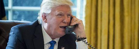 """GRATULIEREN SIE IHM NICHT"": Trump beglückwünscht Putin trotz allem"