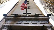 Dow auf neuem Allzeithoch: US-Börsen sind im Höhenrausch