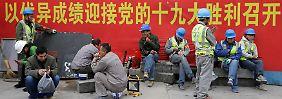 Wirtschaftsboom hält an: China erkauft sich Wachstum durch Schulden