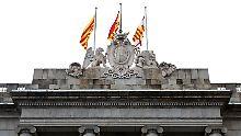 Eskalation in Spanien: Katalonien lässt Ultimatum verstreichen