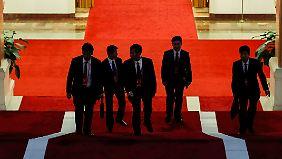 Über 900 Millionen US-Dollar: so viel besitzen drei Delegierte, die am laufenden Parteikongress teilnehmen.