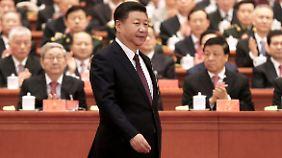 Xi Jinping ist seit 2013 Staatspräsident der Volksrepublik China.