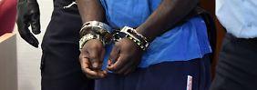 Vergewaltigung einer Camperin: 31-Jähriger muss über elf Jahre in Haft