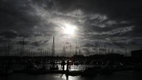 Laue Abende sind vorbei: Nachtschwärmer müssen mit Regen rechnen