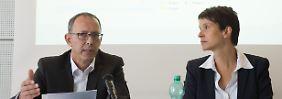 Neuer Fraktionschef in Sachsen: AfD wählt Urban zum Petry-Nachfolger