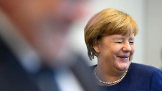 Unterschiede  - keine Gegner: Merkel muss keine Angst vor Kurz haben